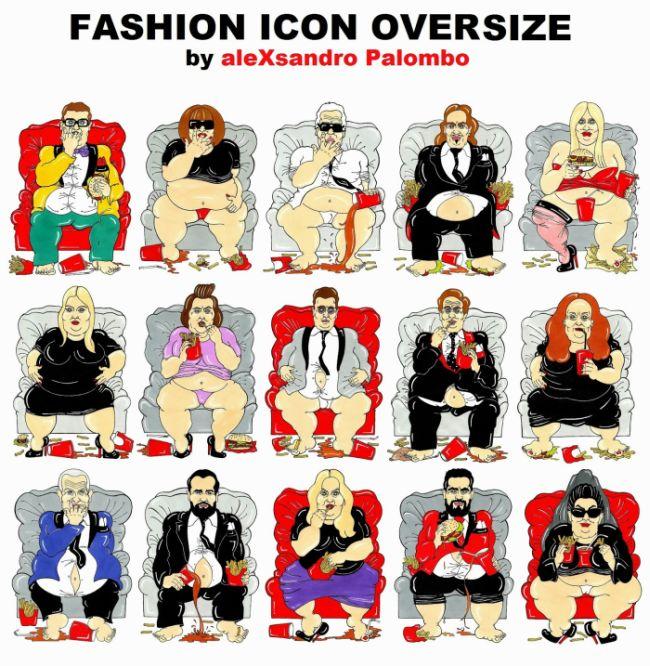 Fashion Icon Oversize