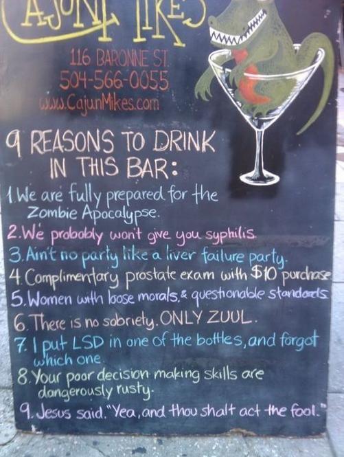Funny Bar Photos