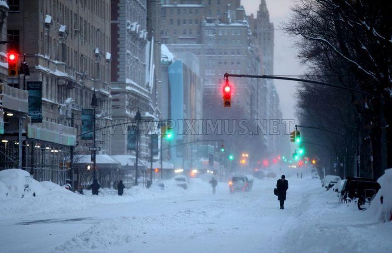 Heavy Winter, part 2