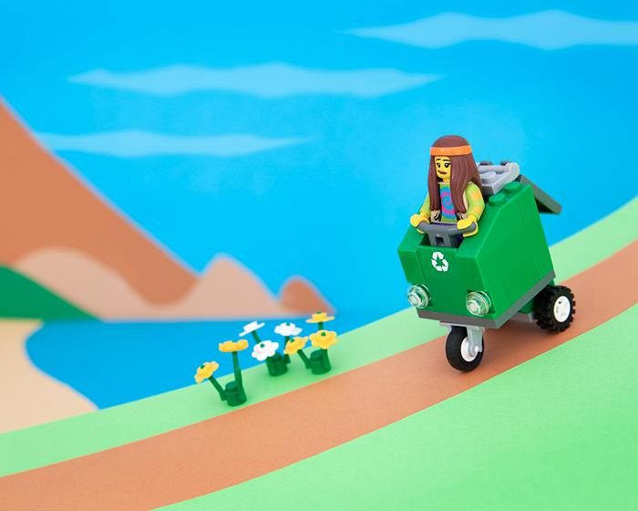 The 50 States of LEGO