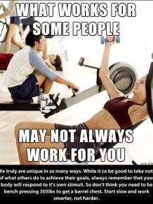 Fitness Information