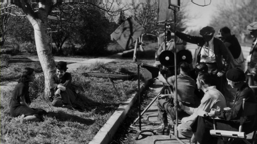 Rare photos from Hollywood movies