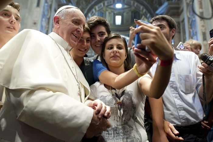 The Most Important Selfies Of 2013, part 2013