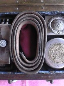 Gun Belt of an SS Officer