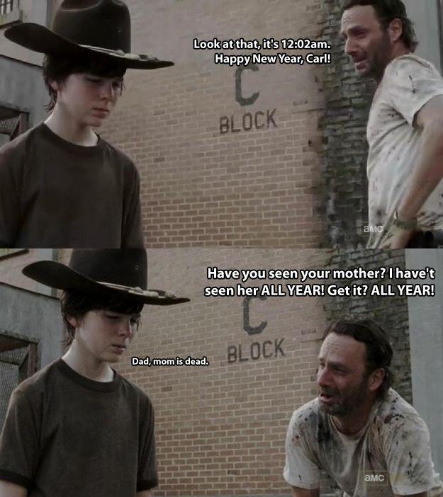 Dad Jokes by Rick Grimes