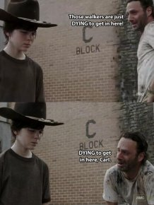 Dad Jokes by Rick Grimes