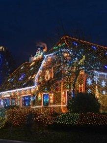 450,000 Christmas Lights