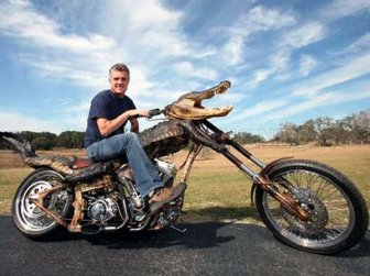 Bikes Shaped Like Animals