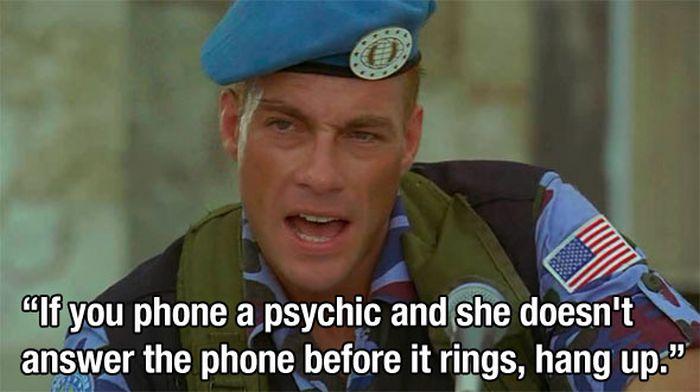 Things Jean-Claude Van Damme Said