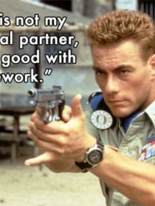 Things Jean-Claude Van Damme Said