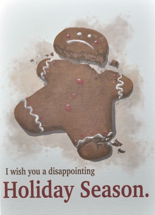 Greeting Cards for People You Hate