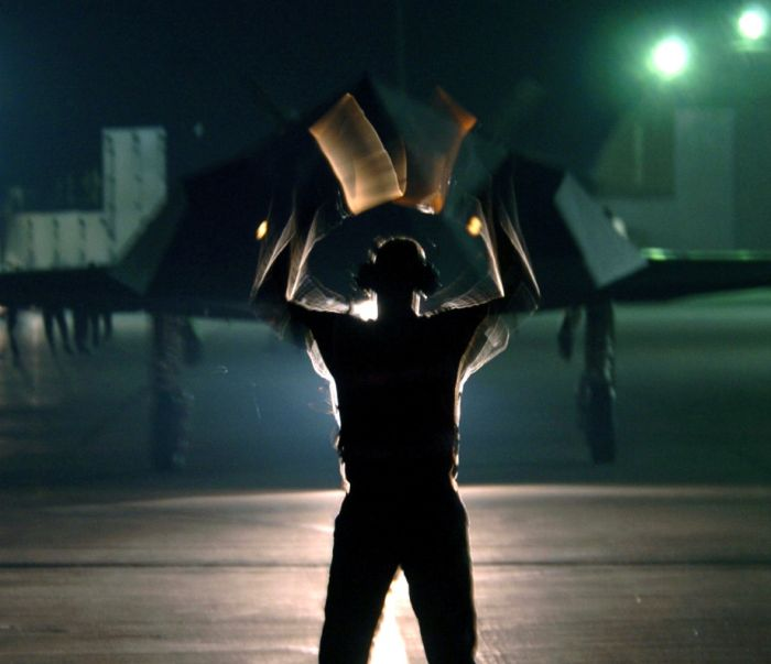Photos of F-117 Nighthawk