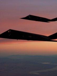 Photos of F-117 Nighthawk