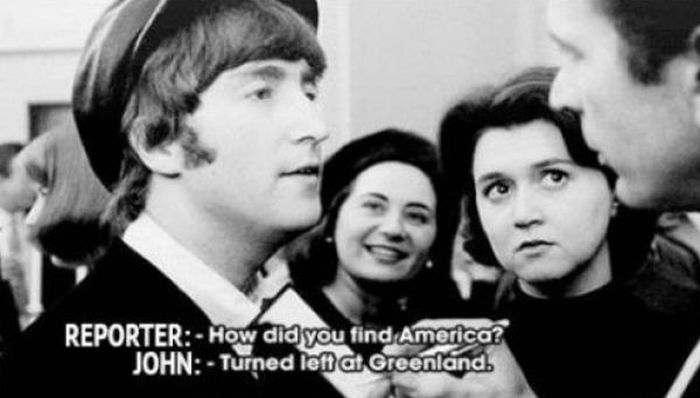 How The Beatles Answered the Questions