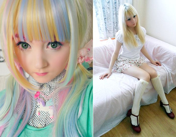 Real-Life Dolls, part 3