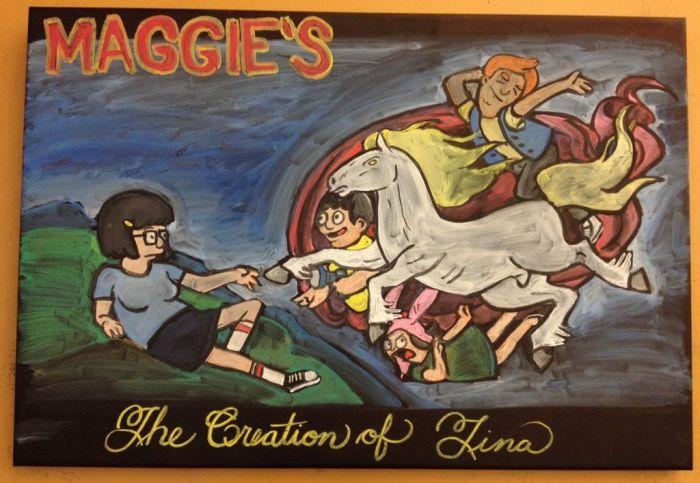 Maggie's Chalkboards