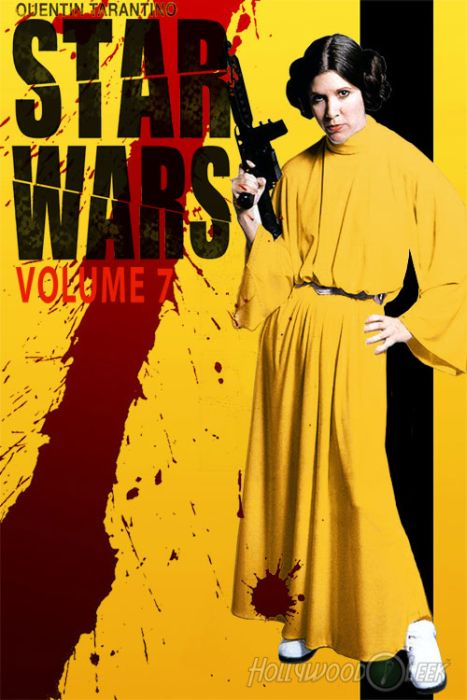 """Star Wars VII"" Posters Made Out Of Another Movie Posters"