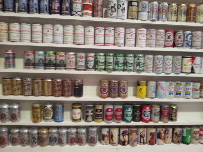 Collection of a Beer Fan