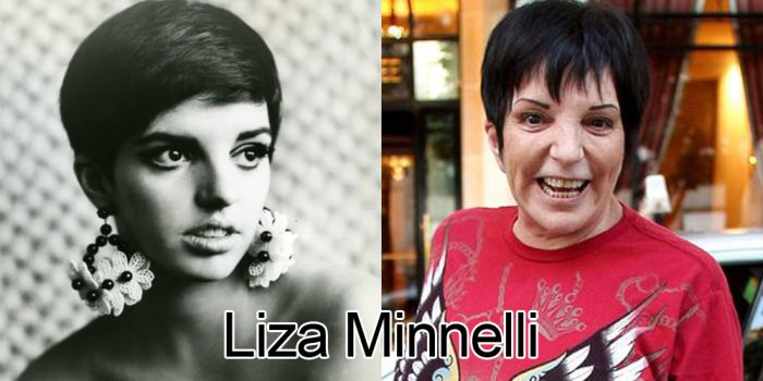 Famous People Then and Now, part 2
