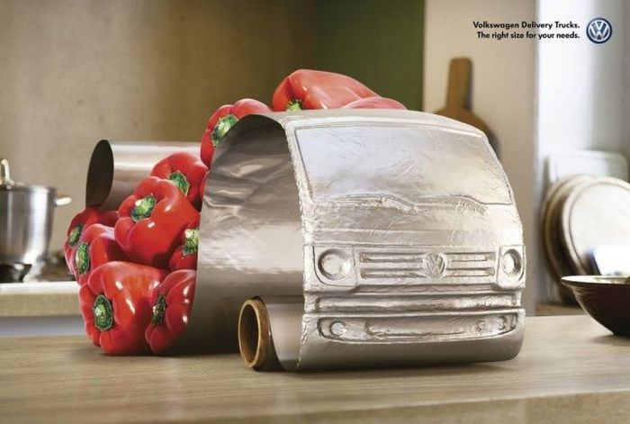 Most Creative Print Ads Of The Year