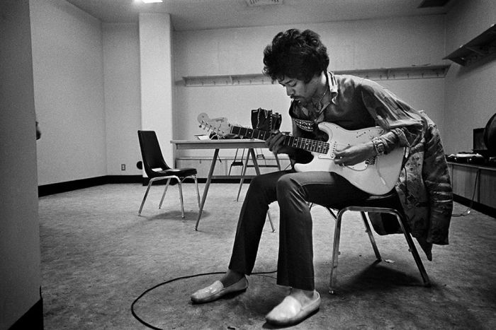 Photos of Music Legends by Jim Marshall