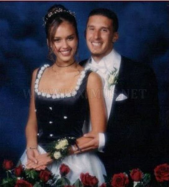 Celebrity Prom Pictures