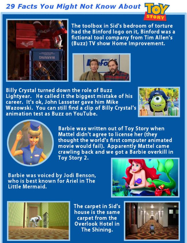 29 Facts You Might Not Know About Toy Story