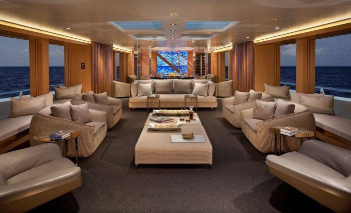 Luxury Yachts