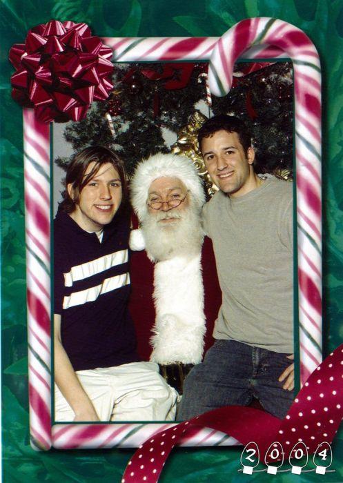 Annual Santa Photo, 1980-2013, part 19802013