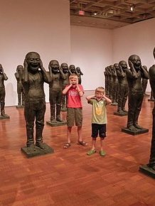 How to Have Fun at Museums