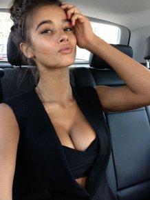 Girl of the Day. Photos of Vera Eremeychuk