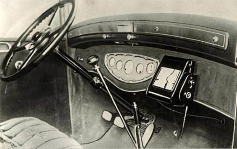 Paper GPS Navigator