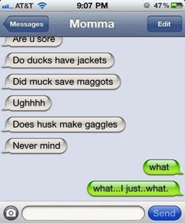 Funny Autocorrects