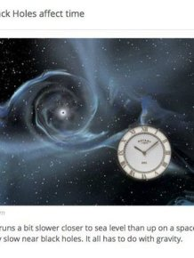 Interesting Facts About the Black Holes