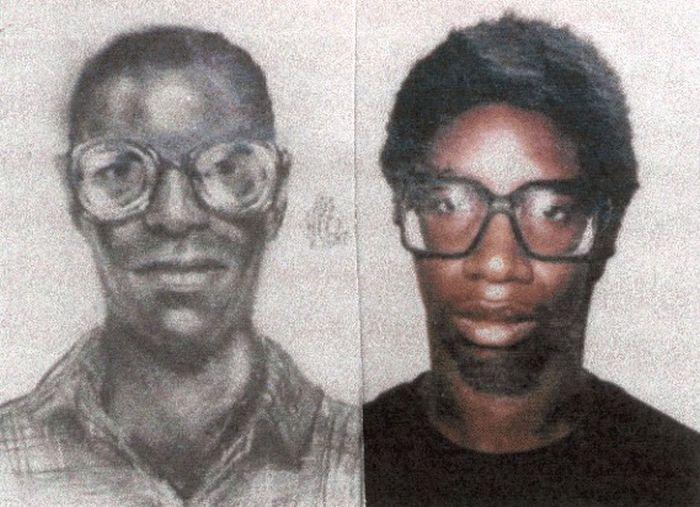 Police Sketches vs. Mugshots