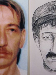 Police Sketches vs. Mugshots