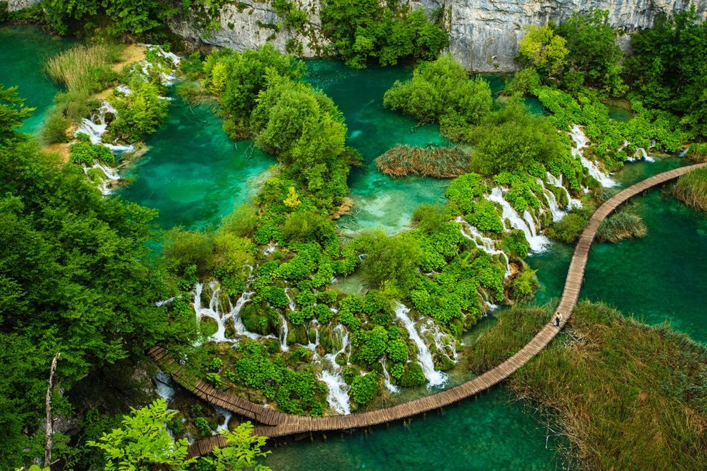 Beautiful places on the planet