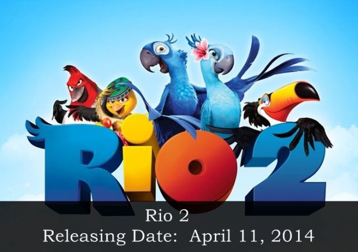 Highly Anticipated Movie Releases for 2014, part 2014