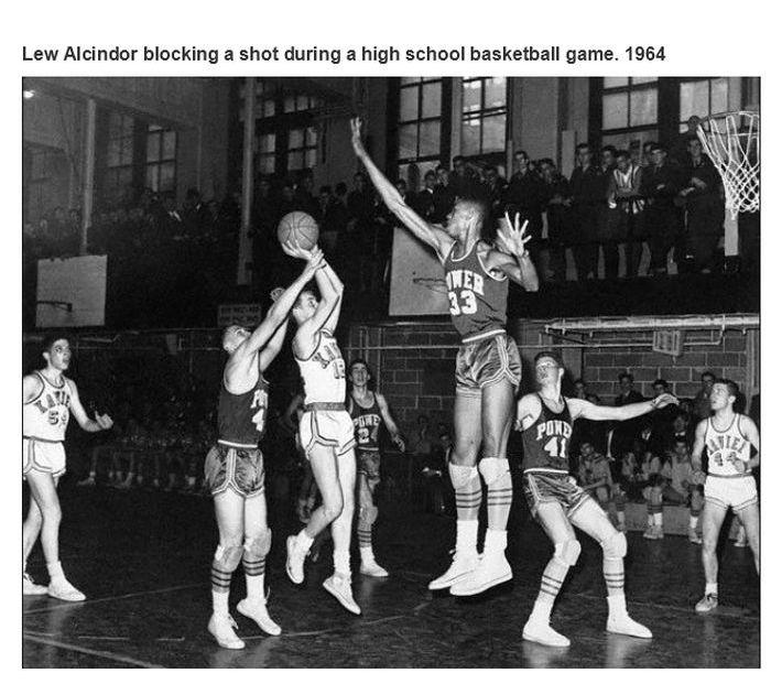 Vintage Sport Photos