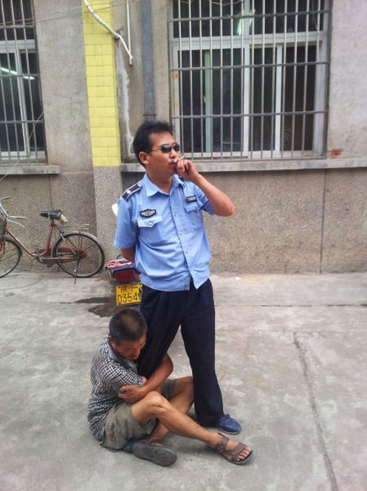 Police Moments