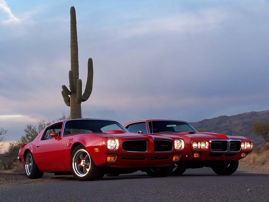 American Muscle Cars, part 15