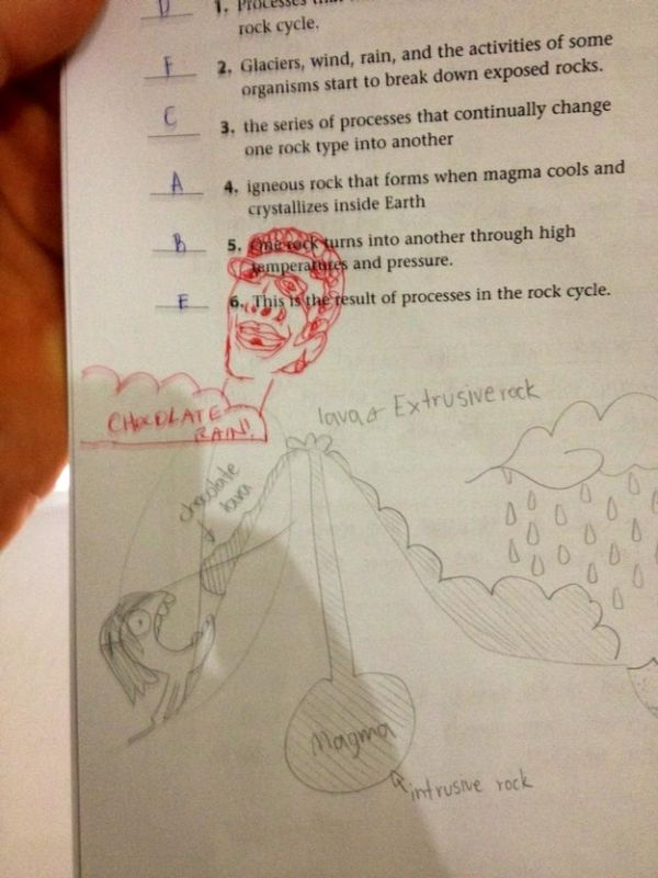 How to Deal With Students Doodling in Class