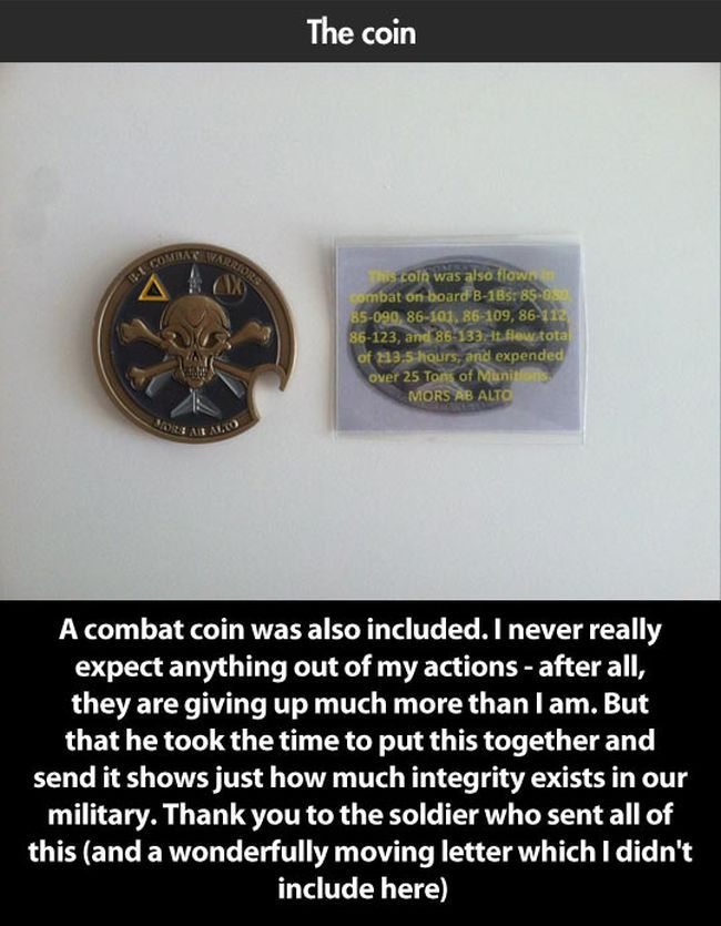 Gift from a Soldier