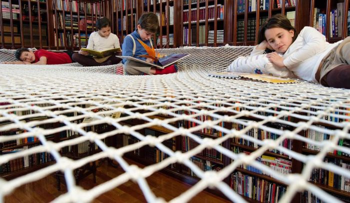 Awesome Reading Net for Kids