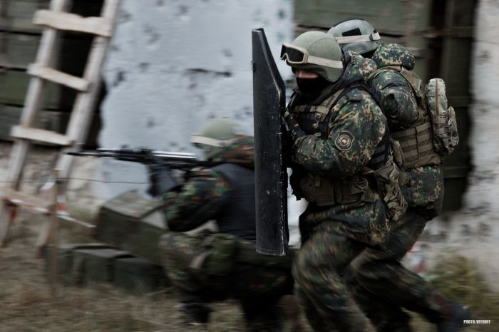 Russian Special Forces Others
