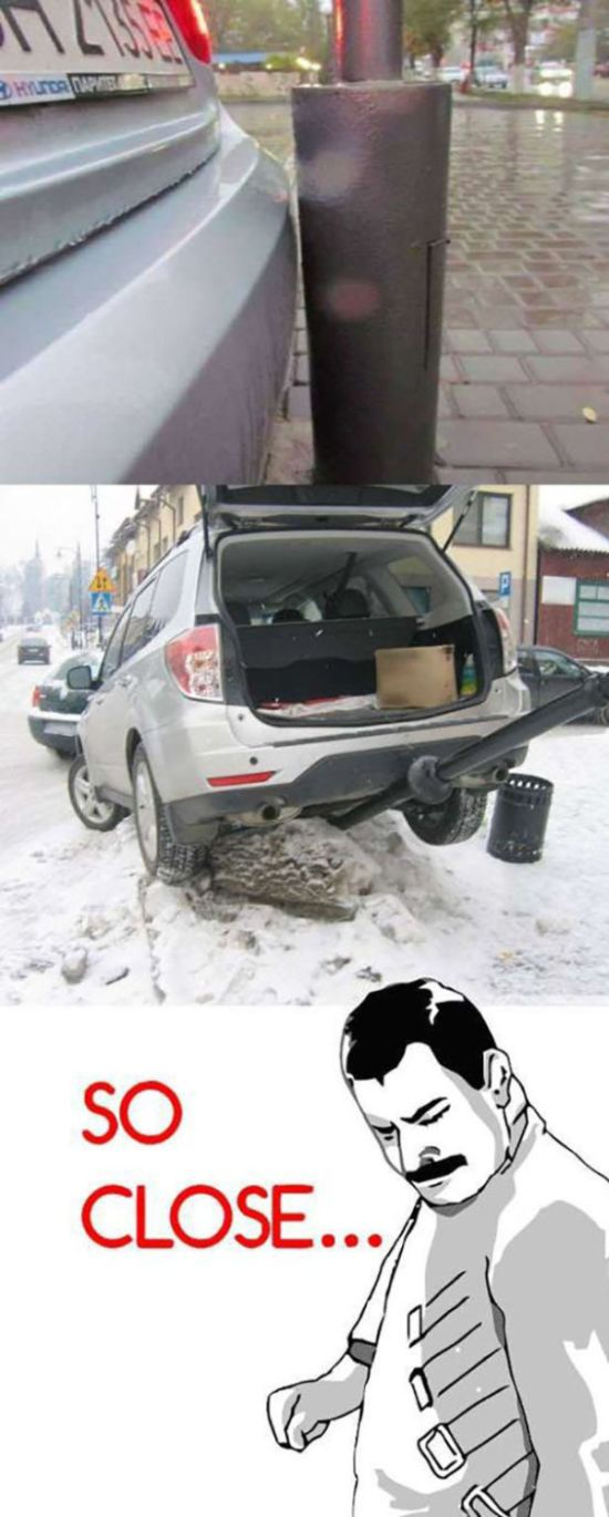 Impressive Car Accidents