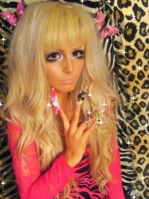 Living Doll Lhouraii Li aka Bradford Barbie