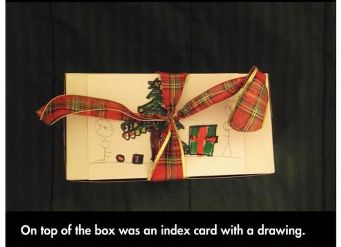 Christmas Gift for a Soldier
