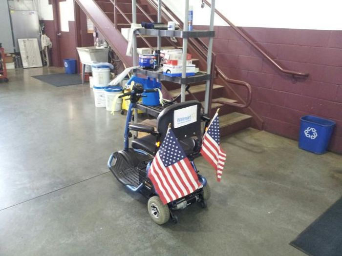 Scooters of the USA