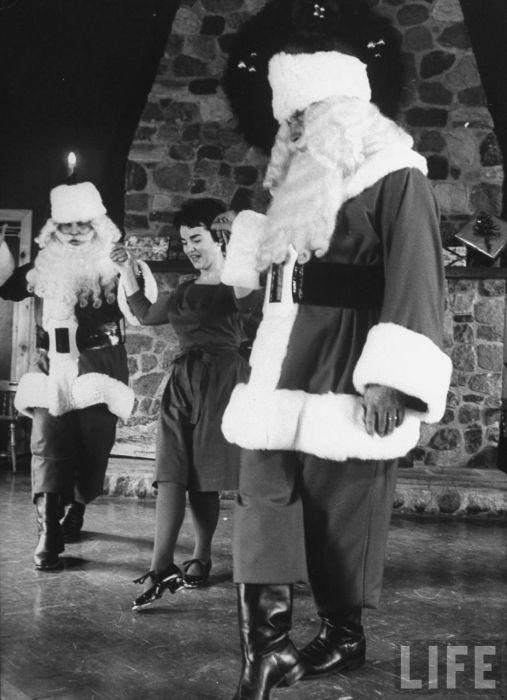 Santa Clause School 1961, part 1961